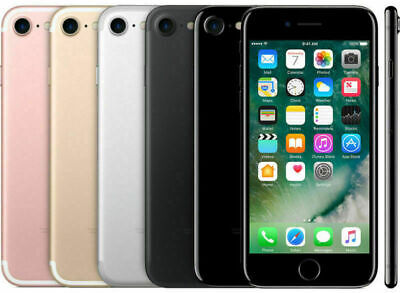 Apple iPhone 7 4.7'' iOS 32GB 128GB 256GB Factory Unlocked Mobile Smartphone UK