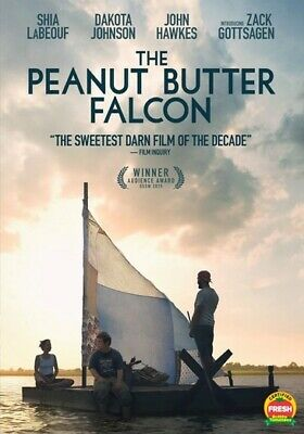 The Peanut Butter Falcon (DVD,2019)