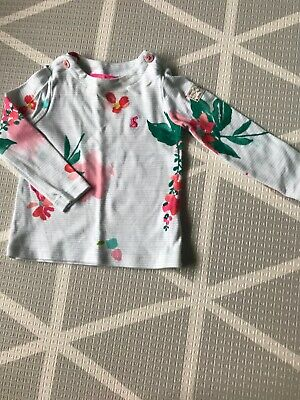 Baby Joules Girls Harbour Top 9-12 Months