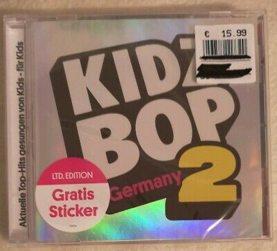 CD - KIDZ BOP Germany 2 - Limited Edition / NEU OVP