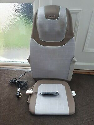 HoMedics Hits the Spot Back and Shoulder Chair style Massager (SBM-700)