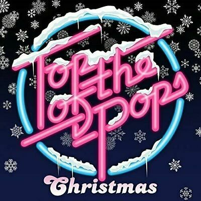Best of Top Of The Pops Christmas Vinyl Album Lennon Band Aid Abba Elton Record
