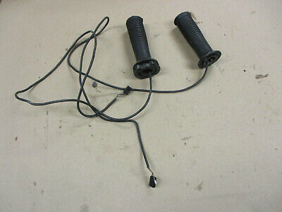 BMW R 100 GS JMP 5 Stage Open End 22mm Winter Heated Grips