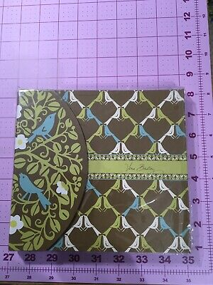 NIP! VERA BRADLEY Address Book SITTIN' IN A TREE