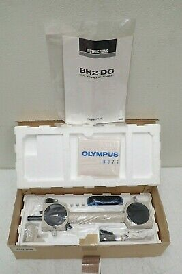 Olympus BH2-DO-B Microscope Dual Viewing Attachment Body