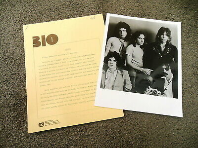 1982 VINTAGE 5 PAGE PRINT ARTICLE ON SPARKS AUTODISCOGRAPHY  RON+RUSSELL MAEL
