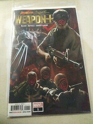 Absolute Carnage Weapon Plus #1 Marvel 2019 VF/NM