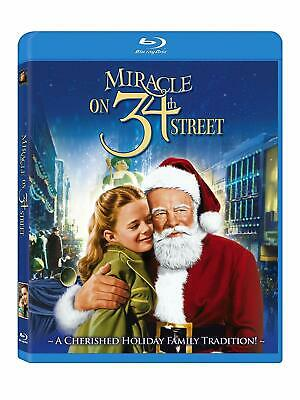 Miracle on 34th Street [Blu-ray] New, Free shipping