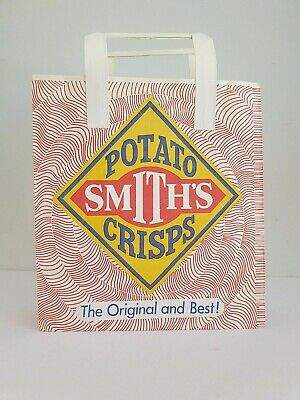 Vintage Smiths chips and Twisties Show bag, Vintage Show bag,Australian Show bag