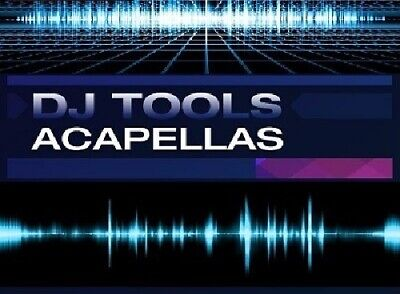 5,000+ DJ & Producer Ultimate Acapellas Collection / Pack