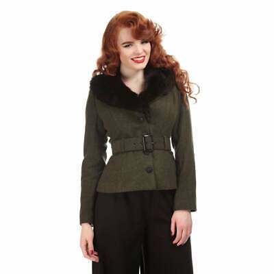 Collectif Mainline Molly Jacket