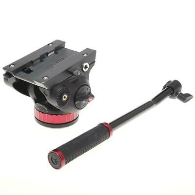 Manfrotto MVH502AH Pro Video Head - Supports 8 lbs SKU#1193877
