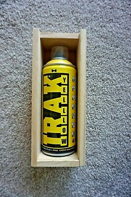 Irak Yellow Montana limited edition can 2010