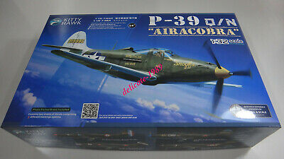 EDUARD ZOOM 33153 Interior for Kitty Hawk Kit P-39Q//N in 1:32