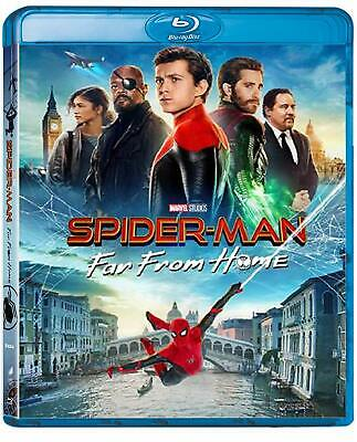 Spider-Man: Far From Home (Blu-Ray) SONY PICTURES