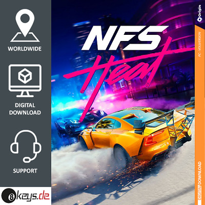 Need for Speed Heat PC Game - ORIGIN Download Code