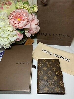 Louis Vuitton Agenda Cover PM