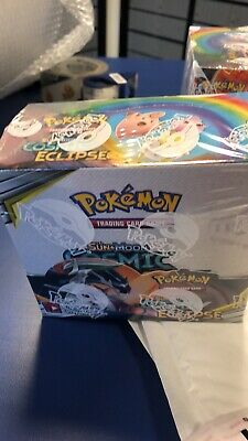 Pokemon Cosmic Eclipse Booster Boxes Shipping Is Free
