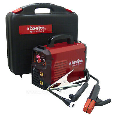 Lincoln Bester 210-ND Arc Welder Package, with TIG Torch  230v, 2 Year Warranty
