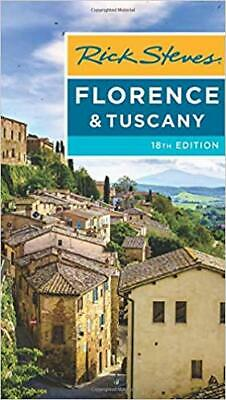 Rick Steves Florence & Tuscany (Rick Steves Travel Guide) PAPERBACK – 2019 by...