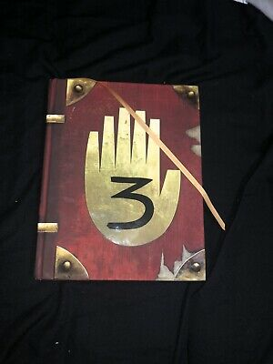 GRAVITY FALLS JOURNAL 3 by Alex Hirsch and Rob Renzetti (Hardcover, 2016)