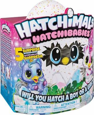 Spin Master Hatchimals HatchiBabies Unikeet