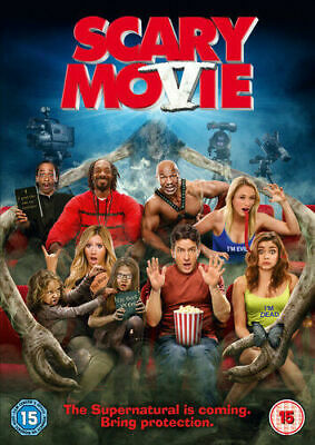 Scary Movie 5 DVD (2013) Lindsay Lohan, NEW Gift Idea OFFICIAL Movie