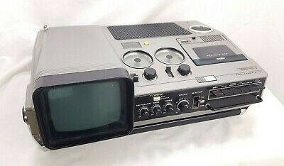 Sanyo Electric Receiver No. MT5270 Stereo Radio Cassette/TV
