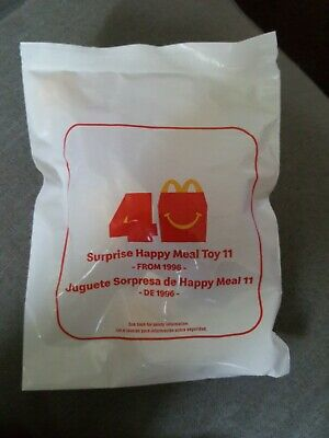 2019 McDonalds 40th Anniversary Surprise Happy Meal Toy -  # 11