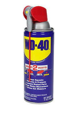 Atp Chemicals & Supplies 11oz. WD-40 PN 490040