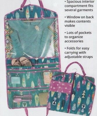 PATTERN - Going Places Garment Bag - handy PATTERN - Patterns By Annie