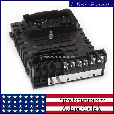 Central Electrical Fuse Box/Relay Box Fit For VW Eos Jetta Golf AUDI SKODA SEAT