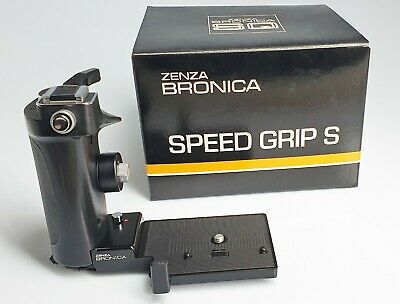 Zenza Bronica Speed Grip S