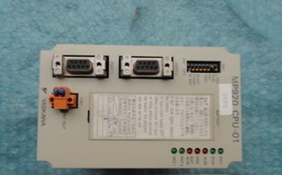 1PC Used Yaskawa JEPMC-CP200 Controller MP920 CPU-01 In Good Condition