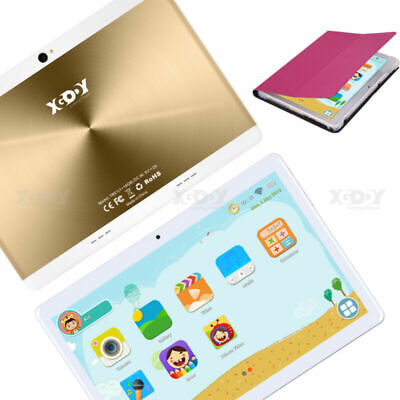 """XGODY 10.1"""" 1+16GB Android 7.0 4 Core Kid Tablet PC WIFI+3G Phablet 2xSIM IPS HD"""