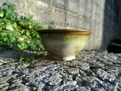 Chinese antique pot - Tang Dynasty small green glaze cup - Asian ceramics