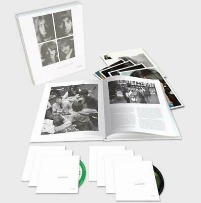 The Beatles - White Album (CD + Blu-Ray) Deluxe Anniversary Edition