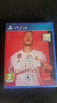 FIFA 20 (PS4) Game Sealed/Brand New