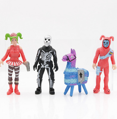 Fortnight 12pc PVC Action Figure Fortnite Pack Game Collection Toy Doll Playset
