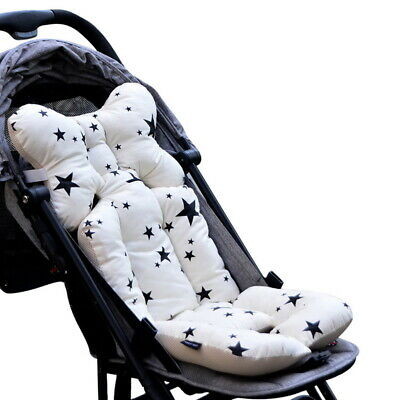 Baby Printed Stroller Pad Seat Warm Cushion Pad mattresses Pillow Cover Chi C2C4