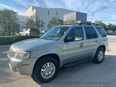 "2005 Mercury Mariner 4dr 103"" WB Premier 4WD GARAGE KEPT LOW MILES FLORIDA 4WD V6 SUV FREE SHIPPING NON-SMOKER AWD"