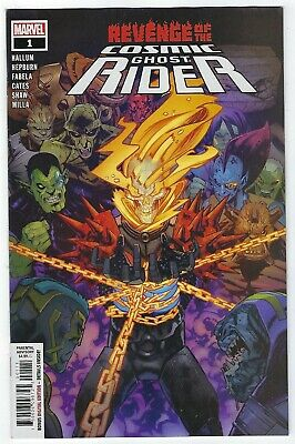 Revenge Of The Cosmic Ghost Rider # 1 Cover A NM Marvel