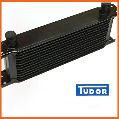 13 Row Oil Cooler for Classic/Kit  Cars with 1 1/2 inch BSP fittings. High Spec