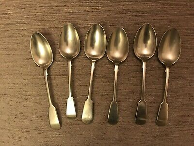 Antique Nevada D&A silver plated Plus Different Types Shown On Photos Teaspoons