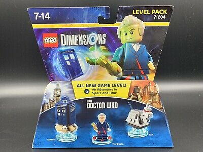 Lego 71204 Doctor Who Level Pack - NEW