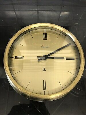 Vintage Grayson, National Westminster Bank , Branch Wall Clock