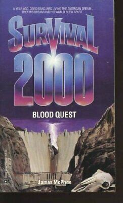 Complete Set Series - Lot of 3 Survival 2000 books by James McPhee