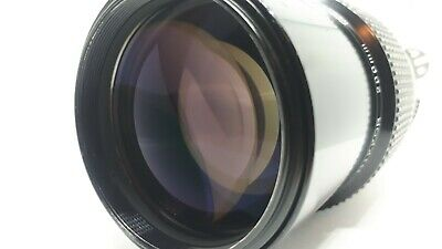 """Opening sale"" [NEAR MINT] NIKON Ai Nikkor 200mm f/4 MF Telephoto From Japan"