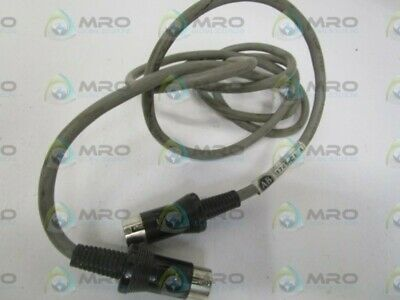 Allen Bradley 1745-C1 Ser. A Programmable Cable * Used *