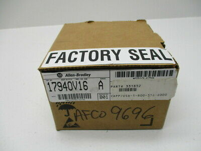 Allen Bradley 1794-Ov16 Ser. A * New In Box *